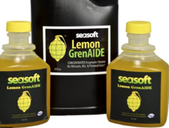 SeaSoft Lemon Grenaide Cleaner