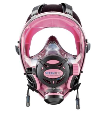 Ocean Reef Full Face Scuba Mask G.Diver