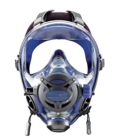 Ocean Reef Full Face Kit and Certification