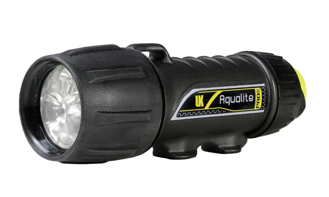 Aqualite Pro2 Dive & Video Light Underwater Kinetics