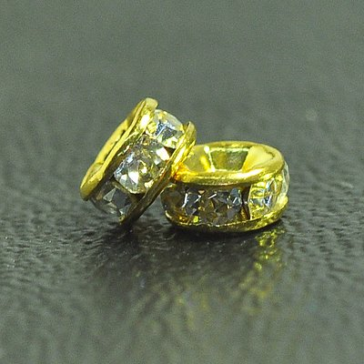 4mm Crystal RNDL GP 10pc