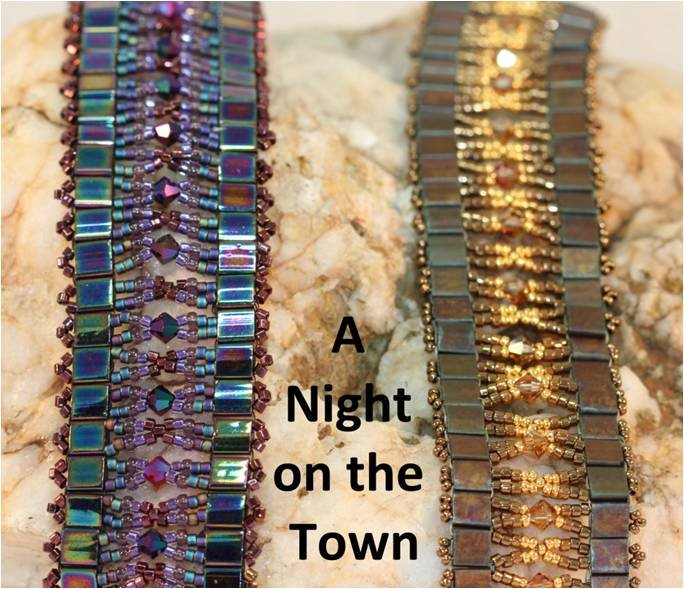 INS287 A Night on the Town Bracelet