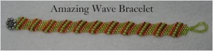 INS130 Amazing Wave Bracelet