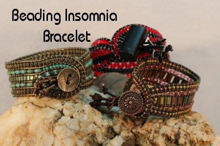 INS311 Beading Insomnia Instructions