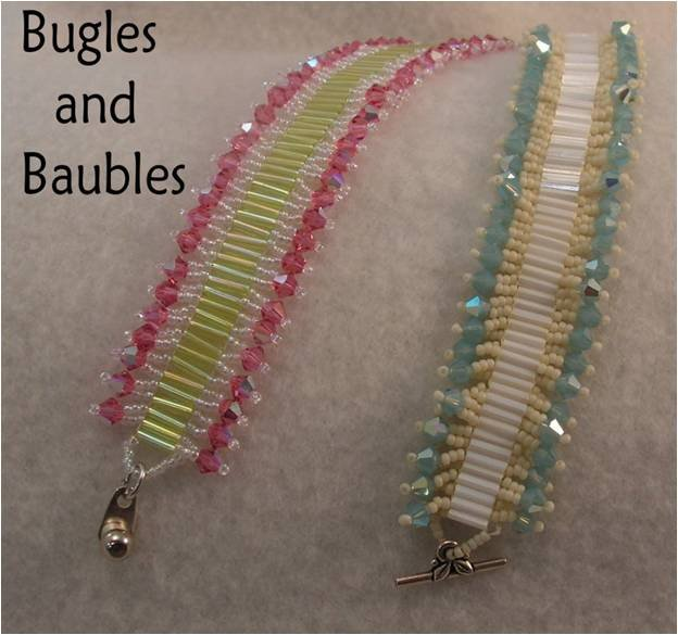INS79 Bugles and Baubles Bracelet
