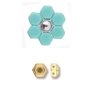 GP CYM Kanakari Honeycomb Bead
