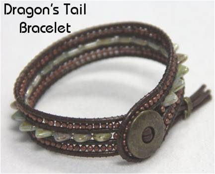 INS344 Dragon Tail Bracelet