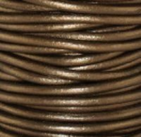 Kansa 3 mm Rnd Leather