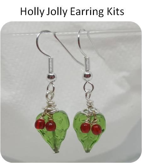 Holly Jolly Earrings