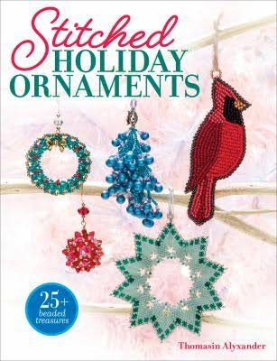 Stitch Holiday Ornaments Book