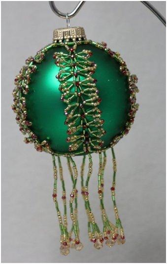 Mistletoe Ornament Inst
