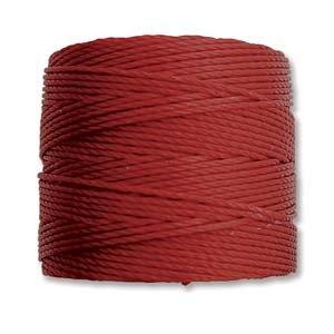 DK Red S-Lon Bead Cord