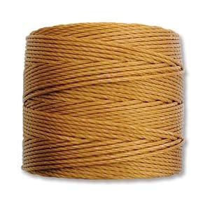 Gold S-Lon Bead Cord