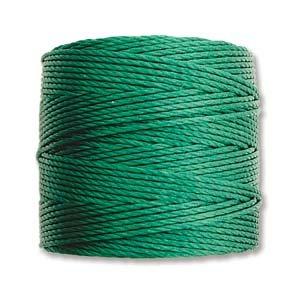 Green S-Lon Bead Cord