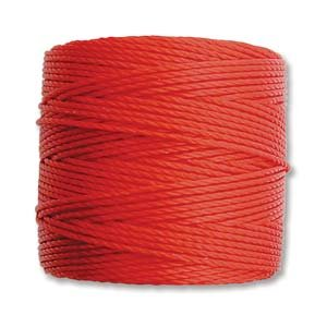 Shang Red S-Lon Bead Cord