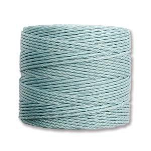 Turquoise S-Lon Bead Cord