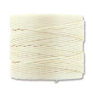 Vanilla S-Lon Bead Cord