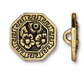 AGP Blossom Button