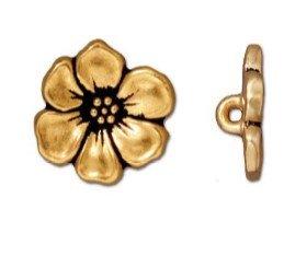 Button, Apple Blossom GA