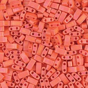 Half Tila Mat Op Orange AB 9.5