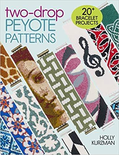 Two-Drop Peyote Patterns