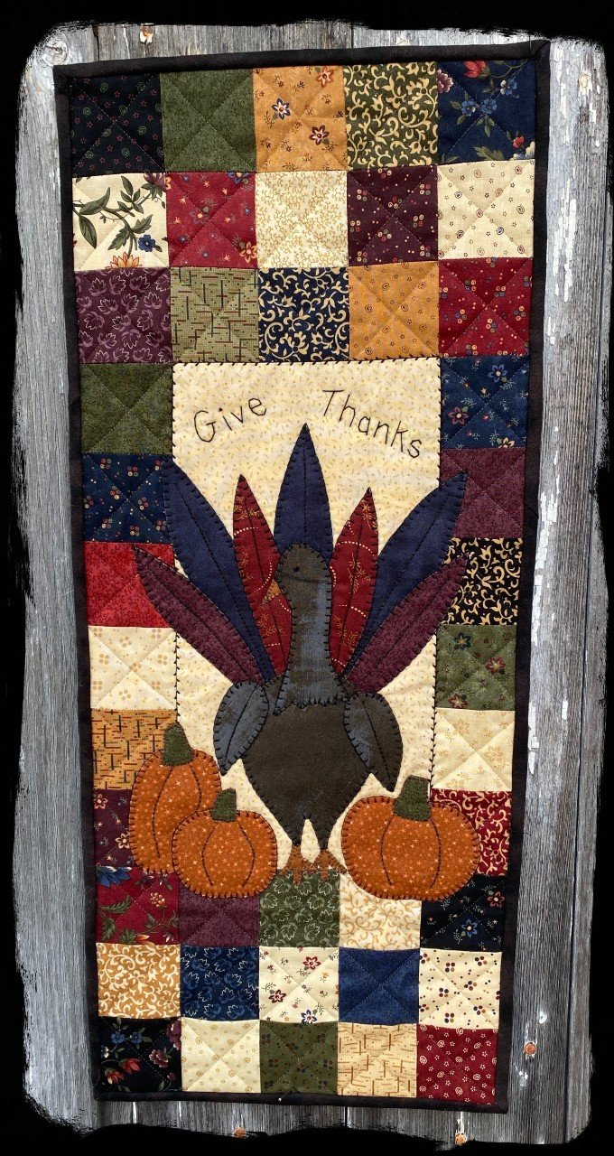 In All Things Give Thanks Downloadable Pattern