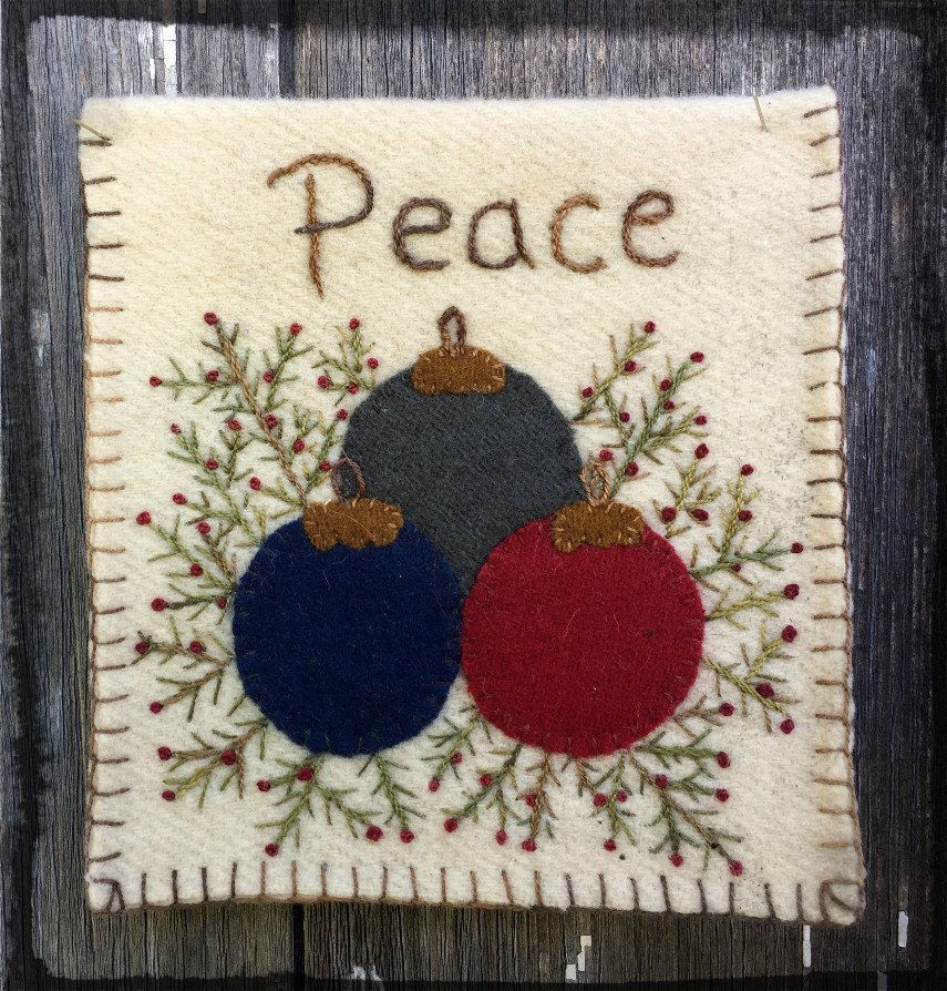 Peace Wool Kit