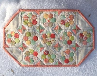 THE FLOWER MILL PATTERN