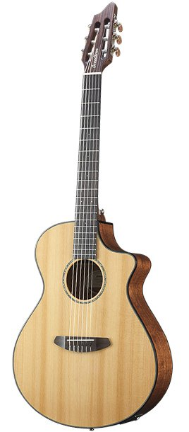 NEW Breedlove Pursuit Concert CE Nylon