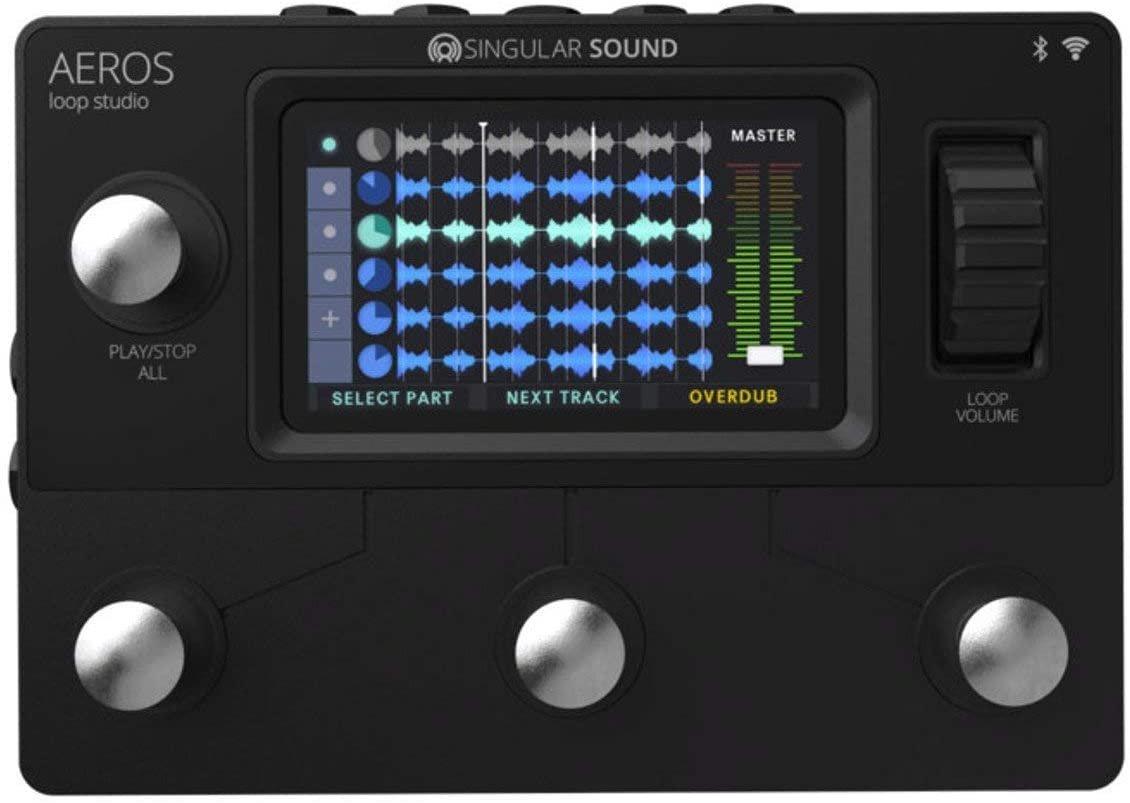 NEW Singular Sound Aeros Loop Studio
