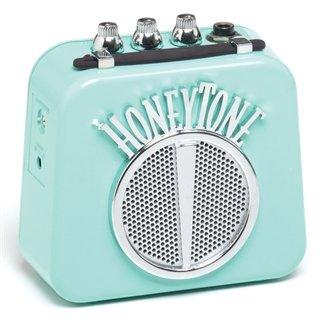 Danelectro Honey Tone Mini Amp Aqua