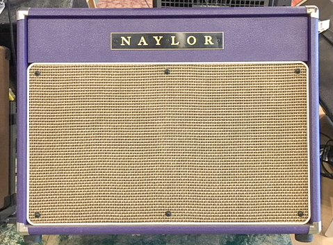 Naylor Superdrive Sixty 2x12 combo