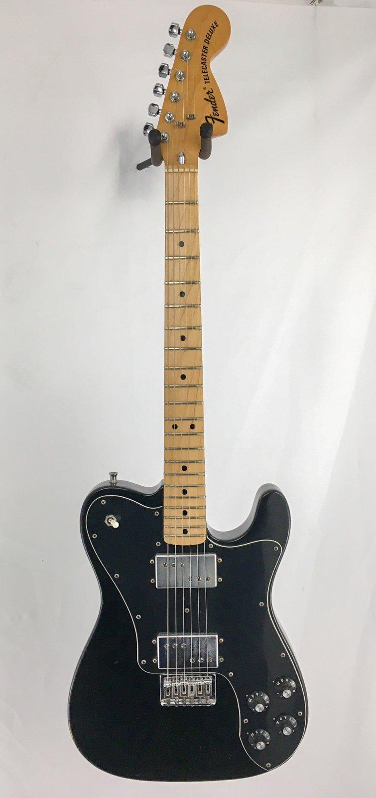 Vintage 1973 Fender Telecaster Deluxe