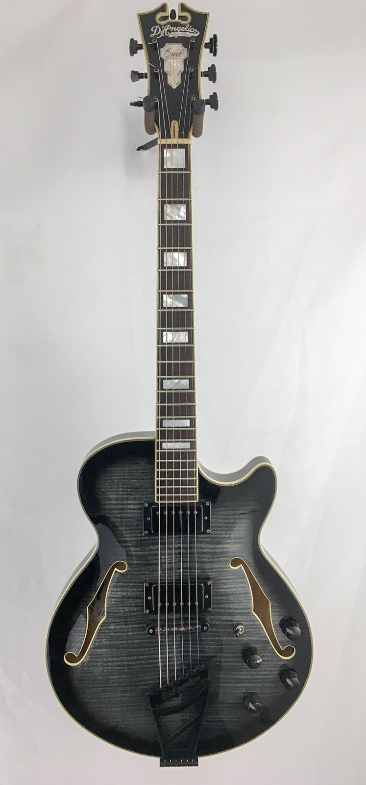 D'Angelico EX-SS archtop w/case