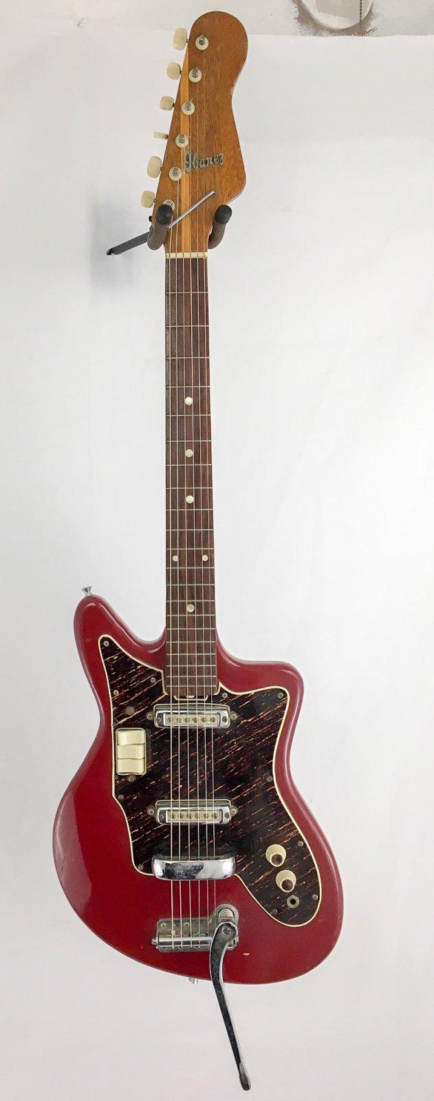 Vintage 60s Ibanez Model 882