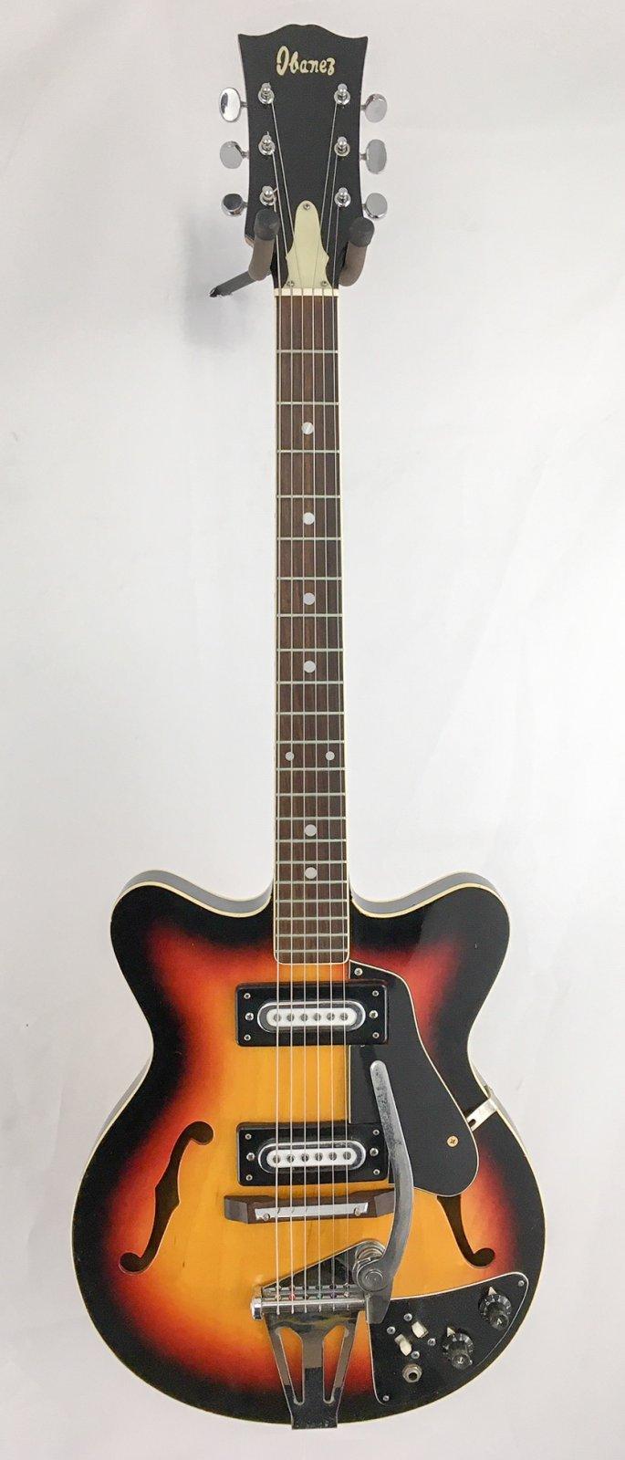 Vintage 1968 Ibanez 496 CSB