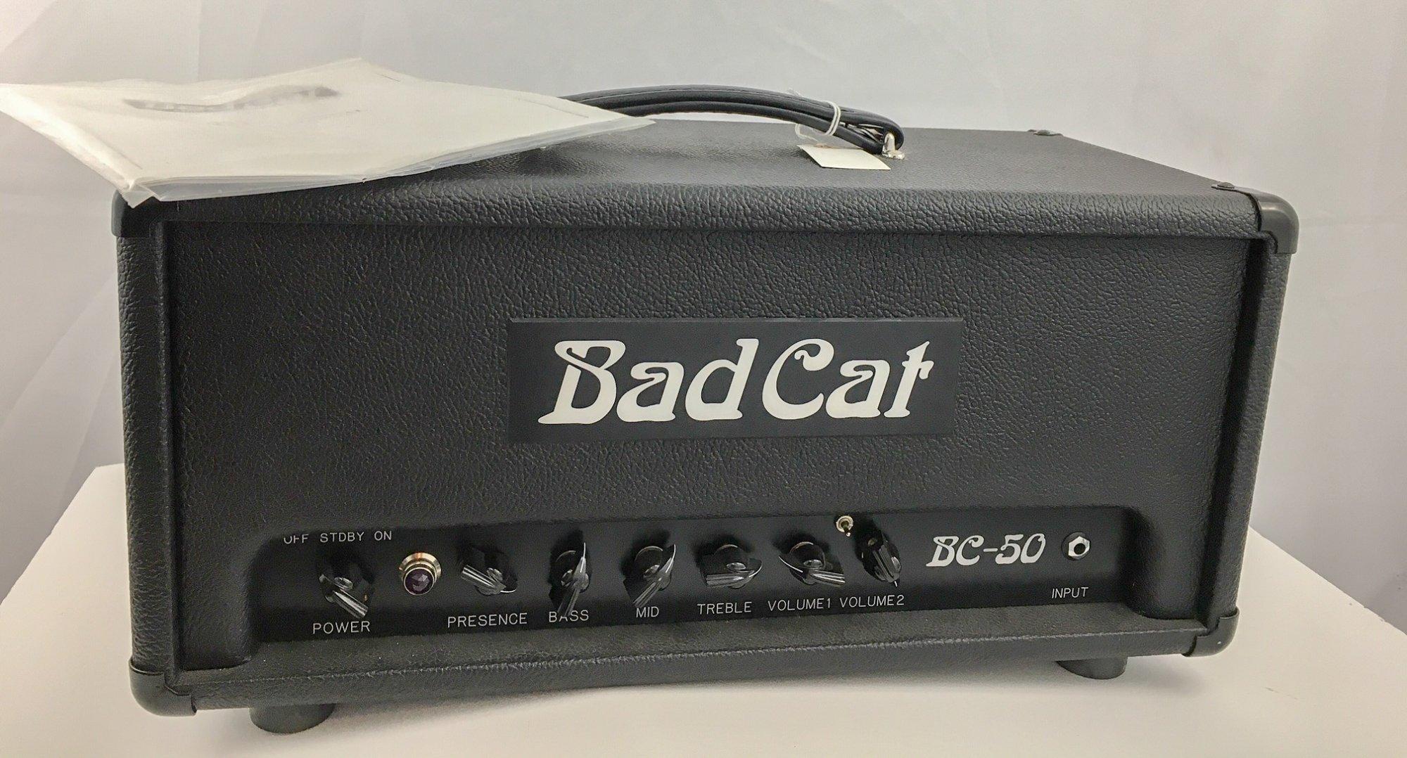 Used Bad Cat BC-50