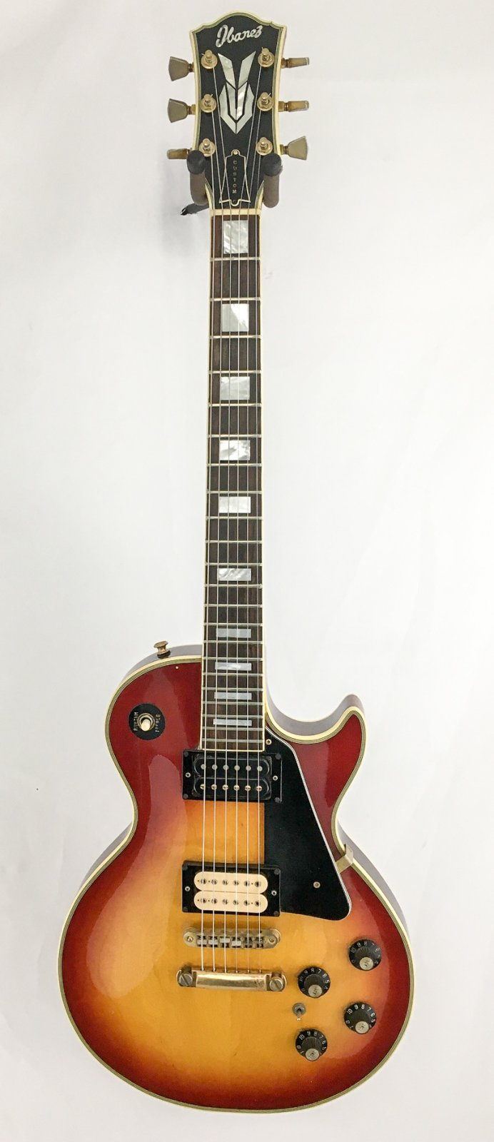1977 Ibanez 2650 set neck lawsuit-era LP