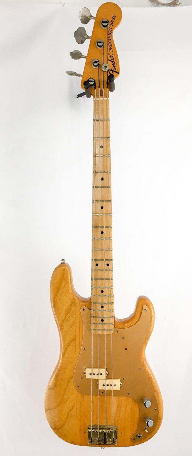 Vintage 1972 Fender Precision Bass