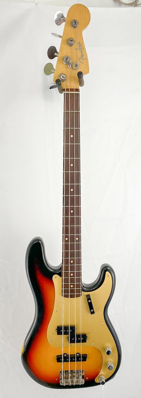 2007 Fender Custom Shop '59 Precision Bass NOS - w/mods