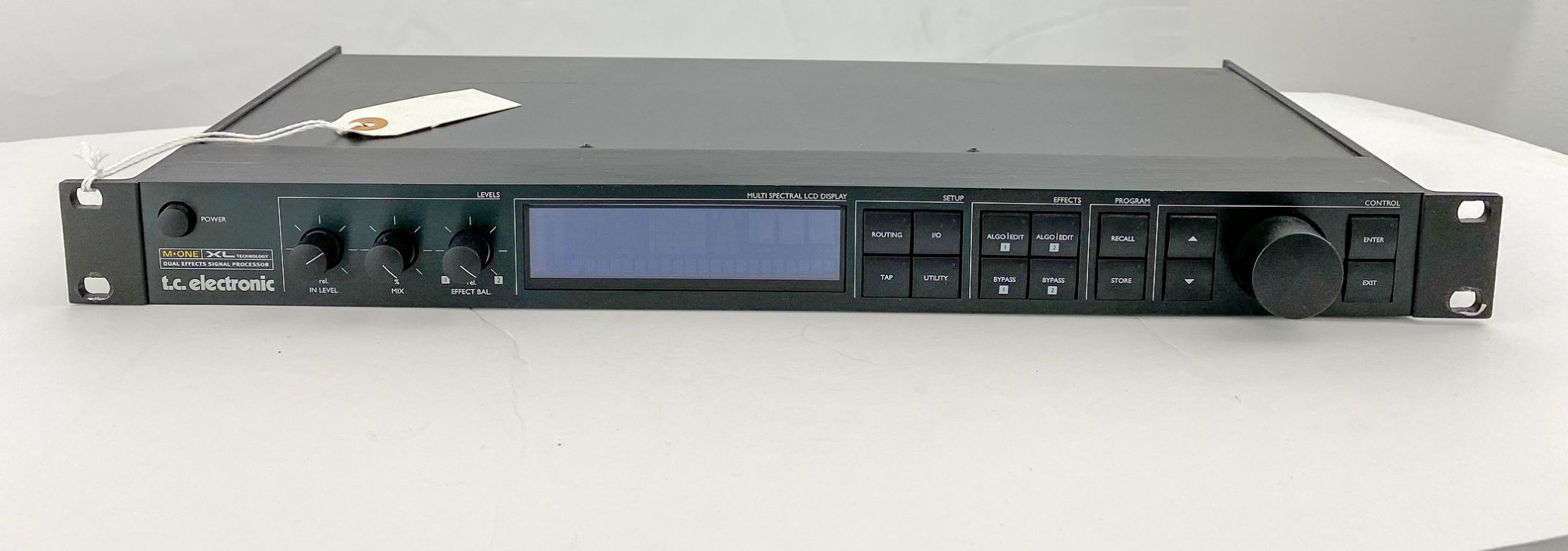 TC Electronic M-One XL effects processor