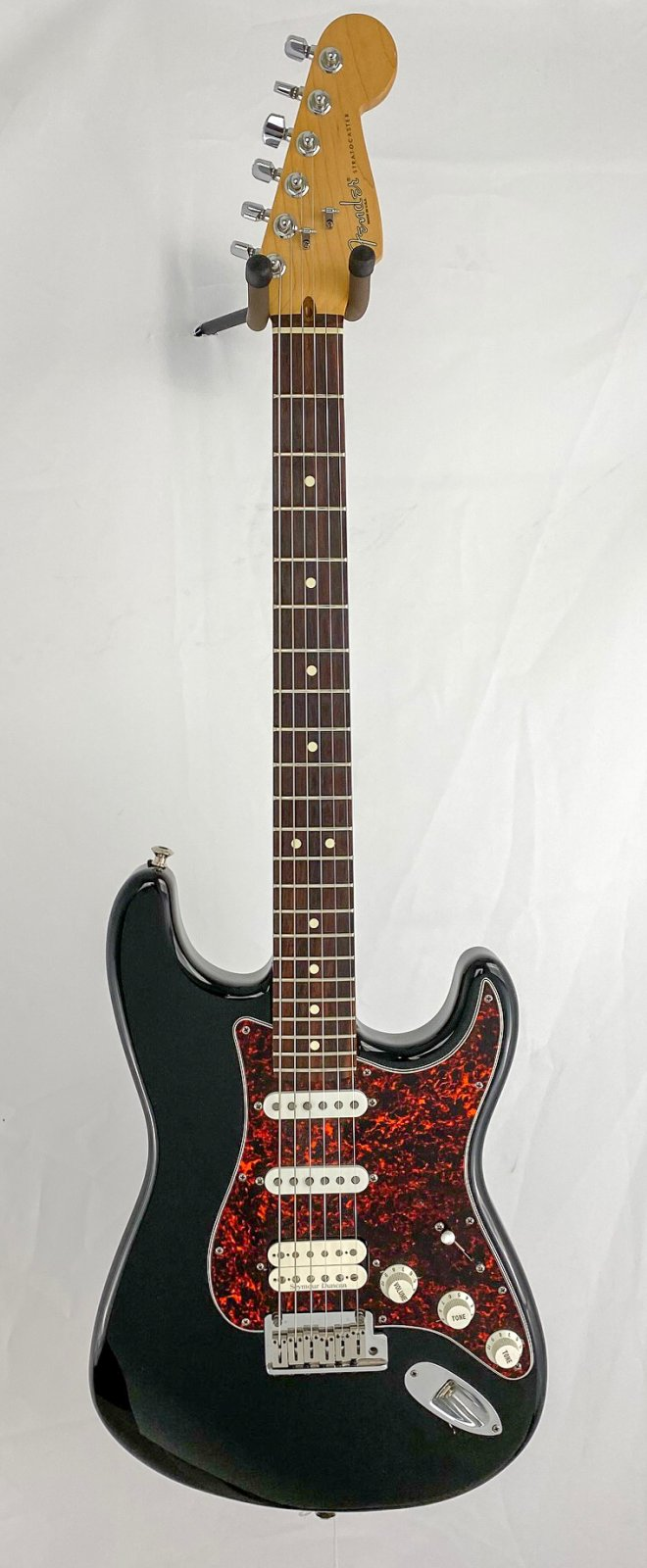 1997 Fender American Lonestar Strat w/case