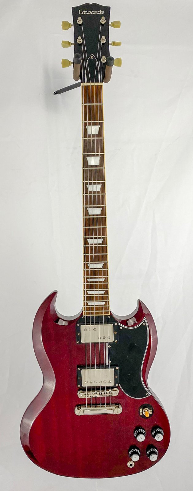 Edwards E-SG-90 LT2 Heritage Cherry w/ Upgrades