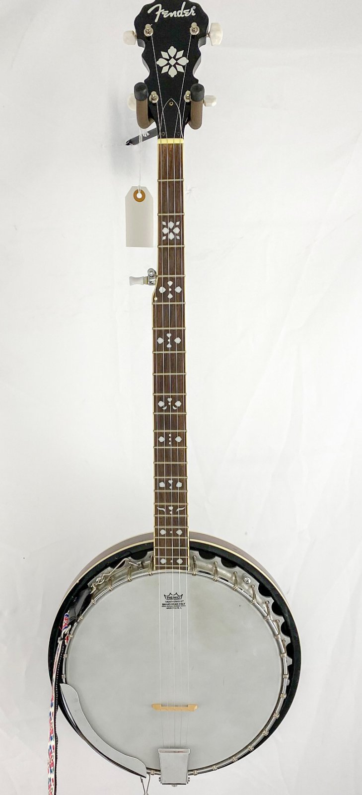 Fender FB-54 5-string banjo
