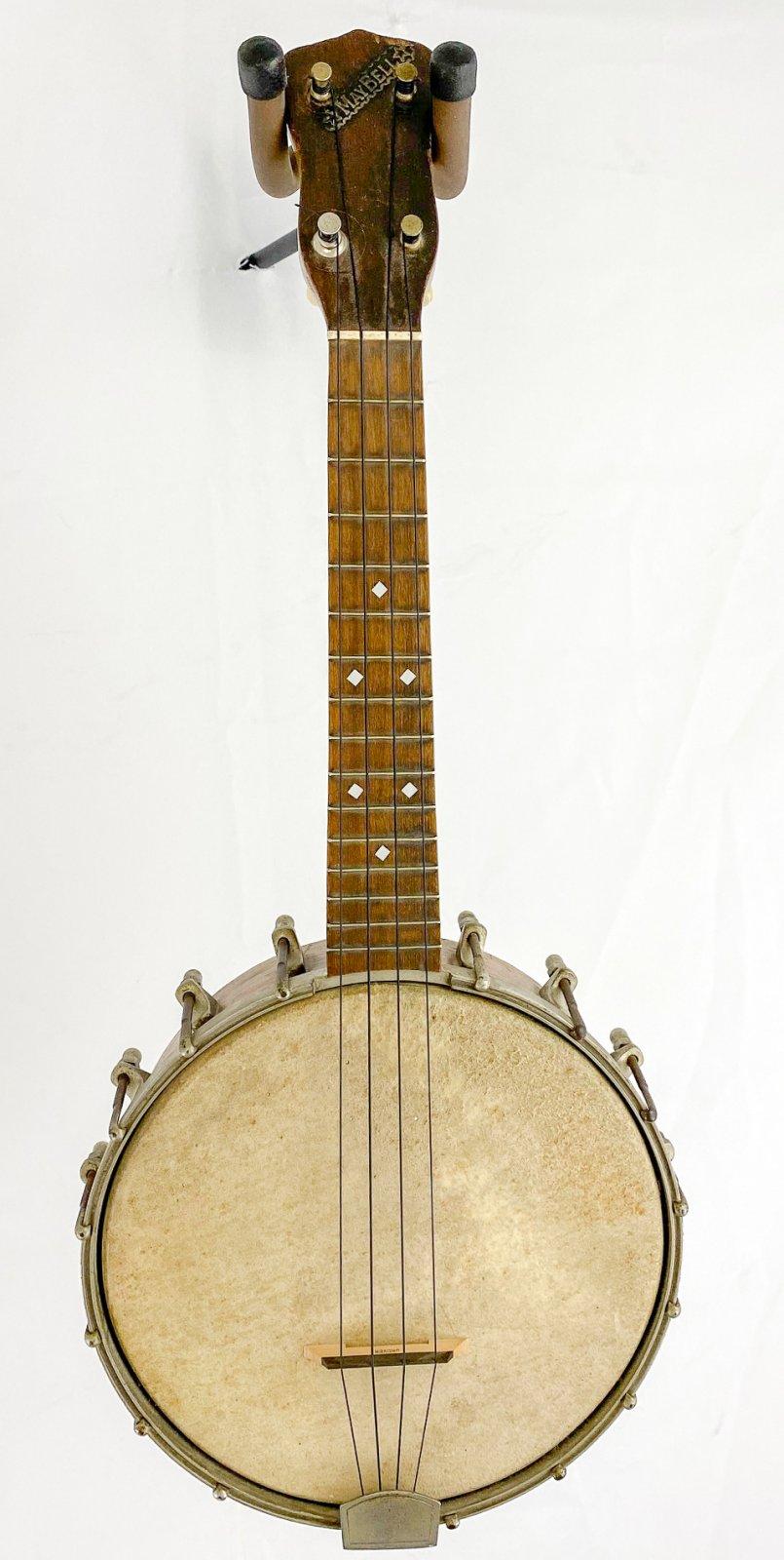 Vintage Slingerland Maybelle #24 banjolele