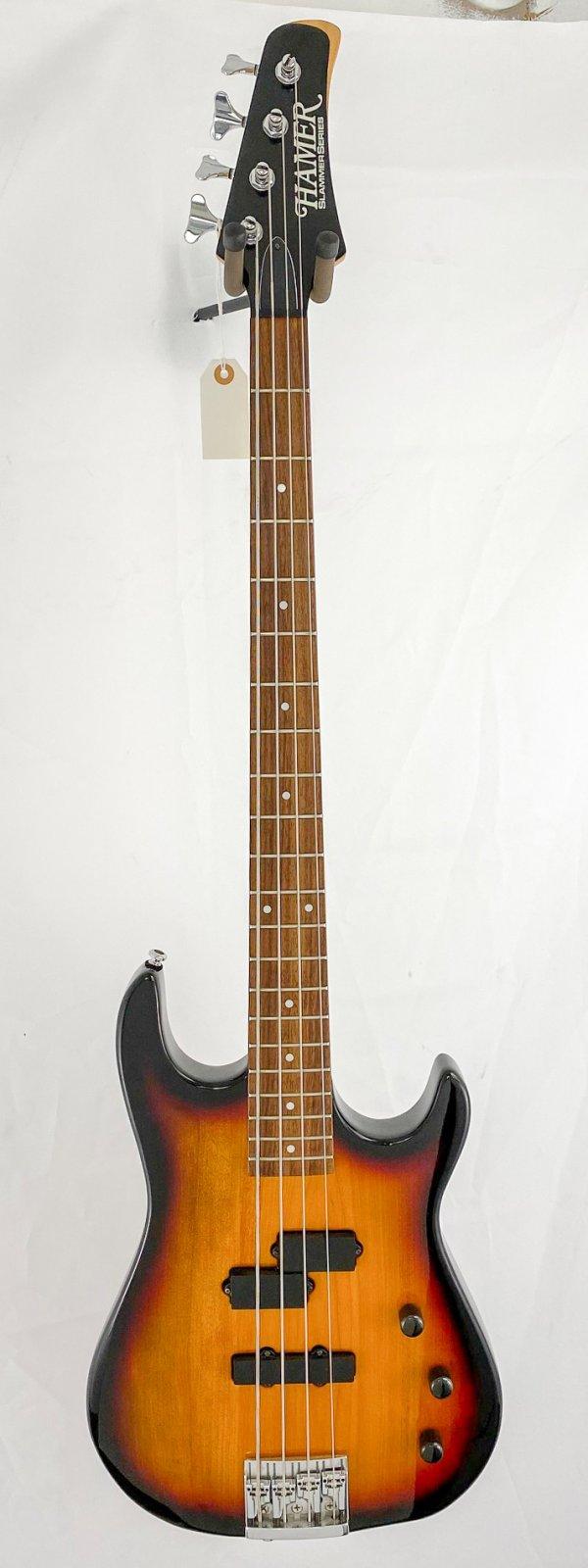 Hamer Slammer Series Bass