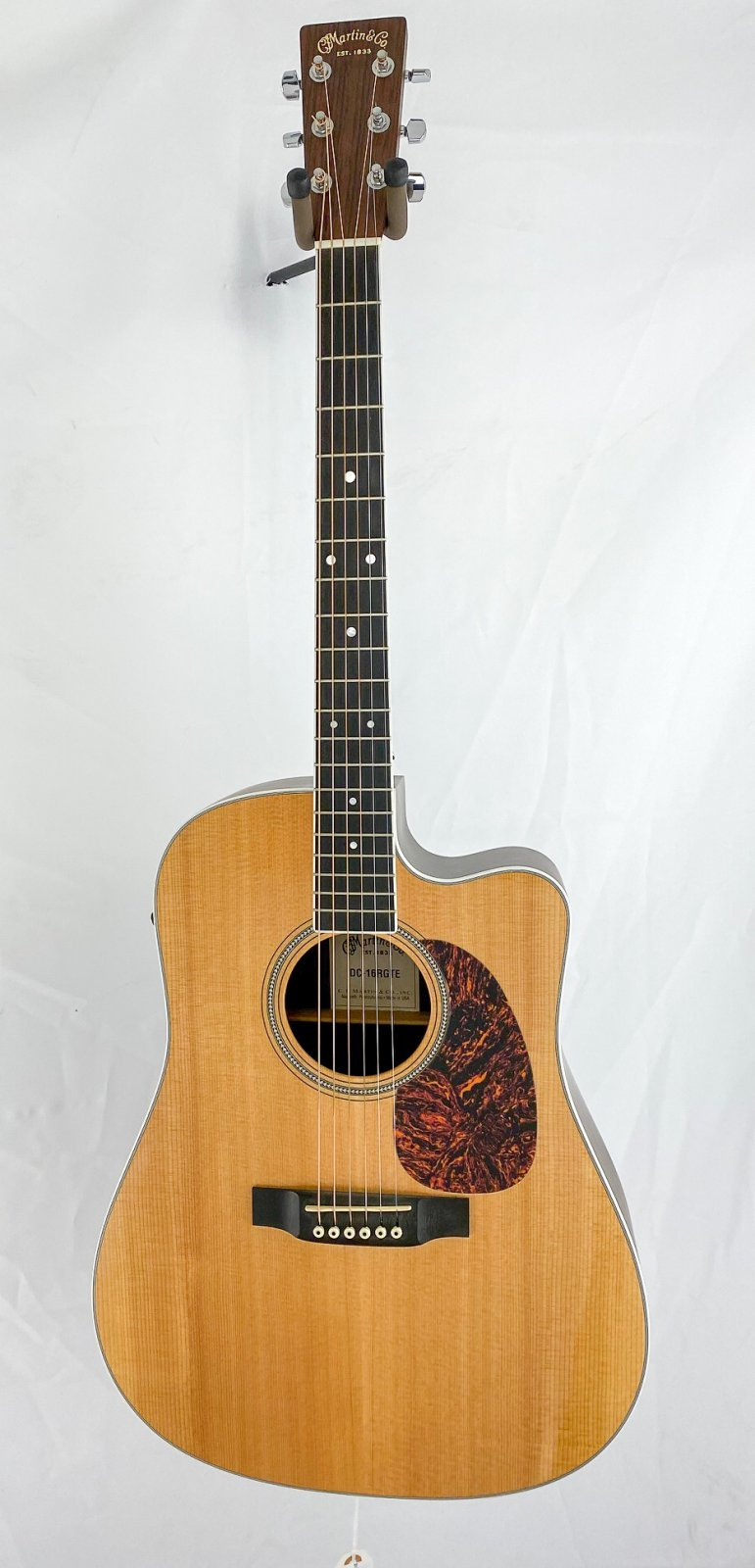 2009 Martin DC16GTE Acoustic/Electric w/OHSC