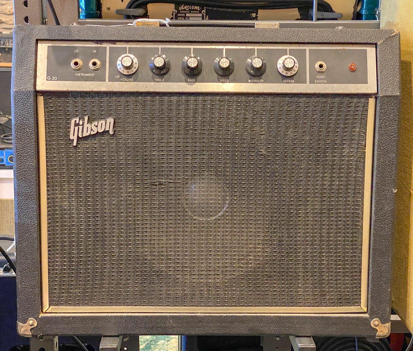 Gibson G-20