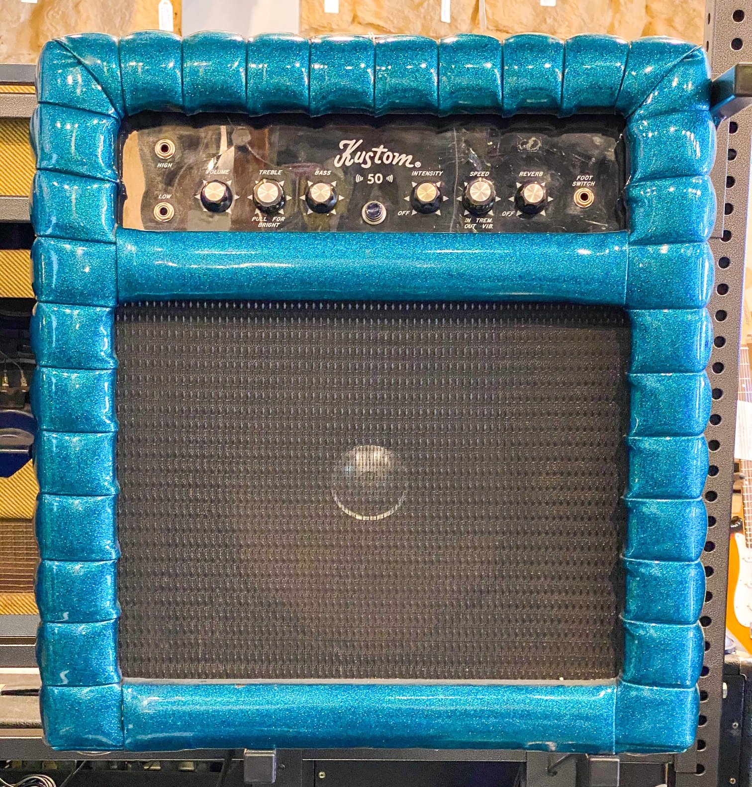 Vintage Kustom K50-2 combo amp