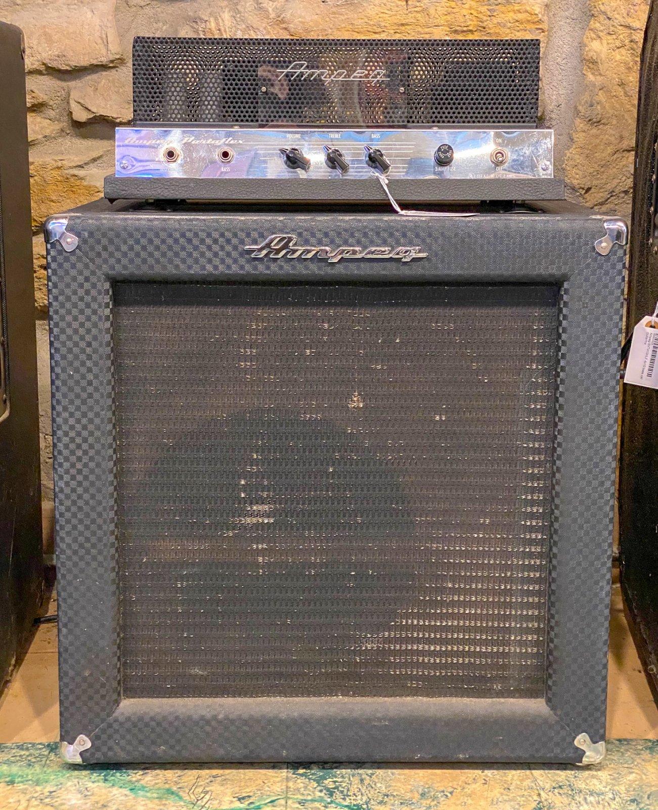 Vintage 1965/66 Ampeg SB-12 FlipTop